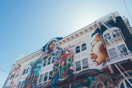 "Inside San Francisco: Das ""Women's Building"" in der Mission"