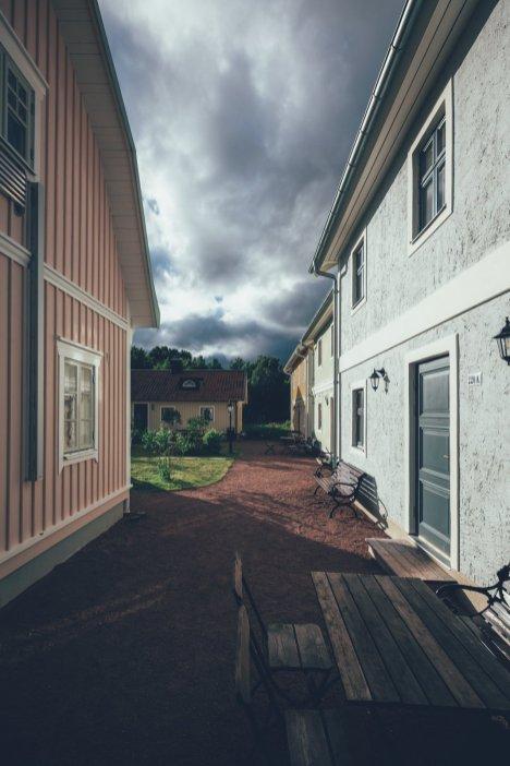 """Vimmerby """"den lilla staden"""""""