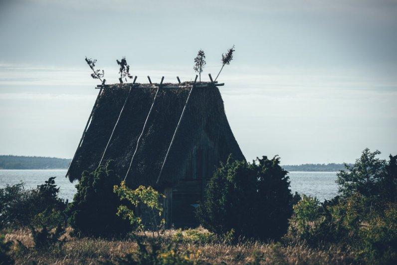 Mittelalterliche Vibes auf Gotland.