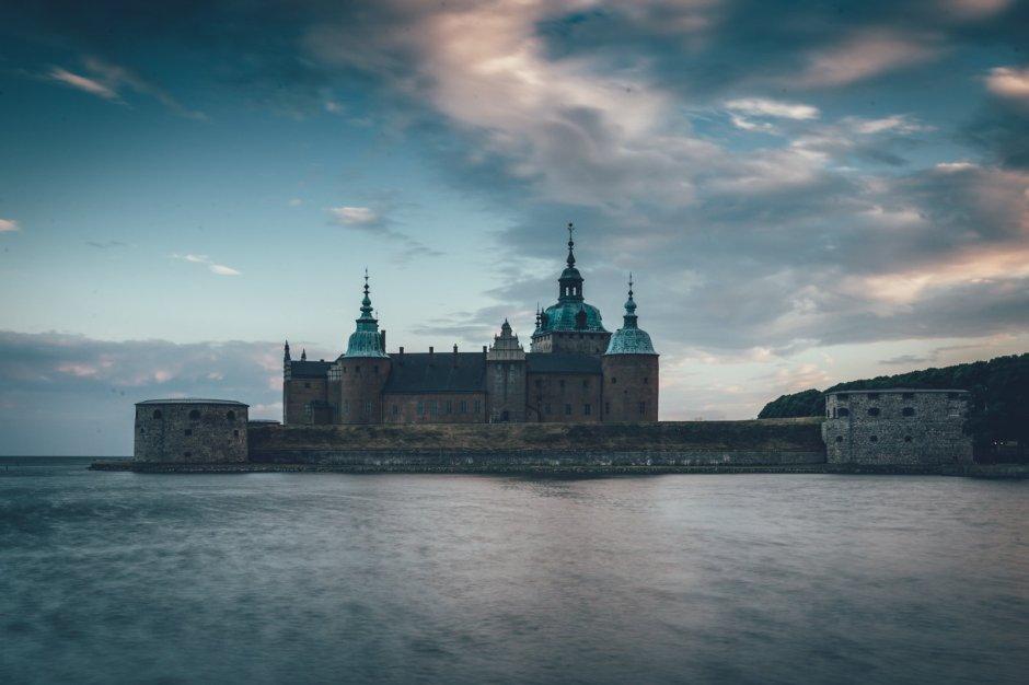 Kalmarer Schloss in Småland