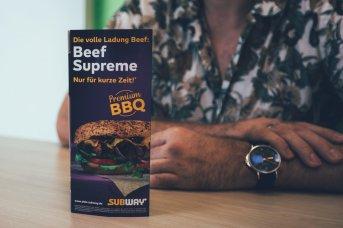 Lecker! Das Beef Supreme!