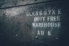 Eines der Glengoyne Warehouses No.8