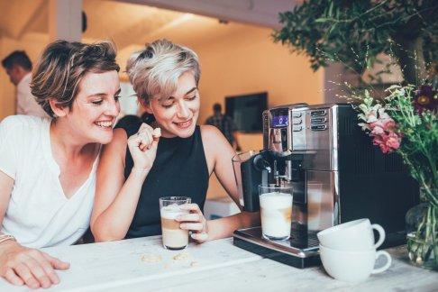 #makelifebetter - Kafeetratsch mit Freunden