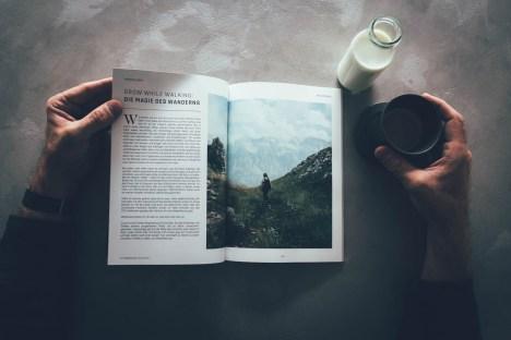 Die zweite Ausgabe vom uberding Magazin ist da!