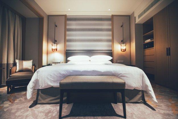 Unser Zimmer im Shangri-La Colombo