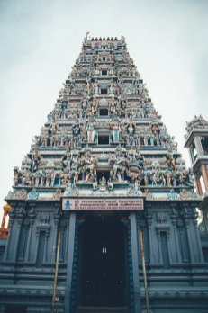 Hindu Sri Sivasubramaniya Swamy Temple, Colombo, Sri Lanka