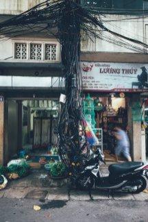 Traumberuf Elektriker in Hanoi