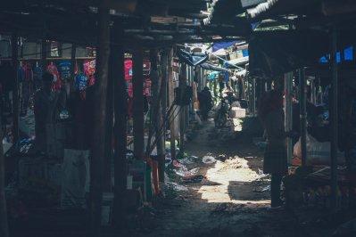 Coc Ly Markt