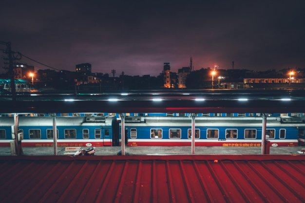 Victoria Train Nachtzug