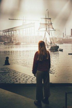 Titanic Experience mit Belmond in Belfast