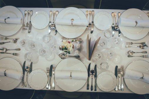 Dinner im Luxuszug Belmond Grand Hibernian in Irland