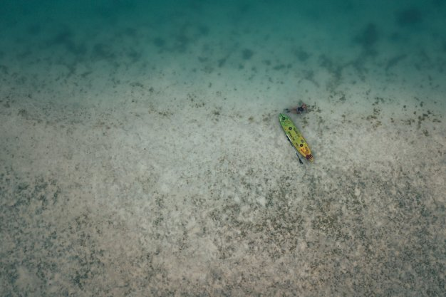 Mit dem Kajak durch die schönste Lagune der Welt