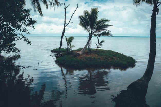 Miniinsel vor Aitutaki
