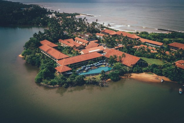 Anantara Kalutara Resort in Sri Lanka