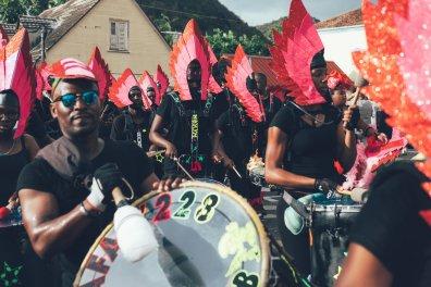 Karneval auf Martinique