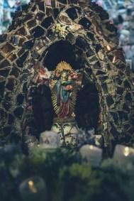 Im Inneren der Little Chapel