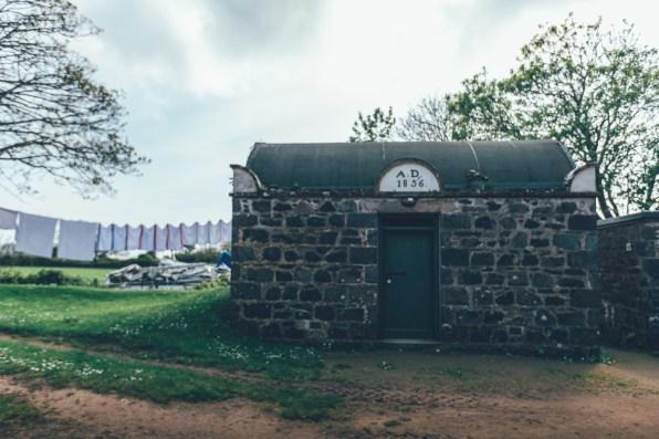 Das kleinste, betrieben Gefängnis der Welt
