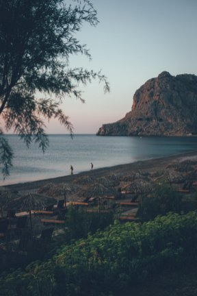 Strand Rhodos