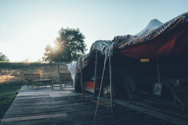 Glamping in Nouvelle-Aquitaine