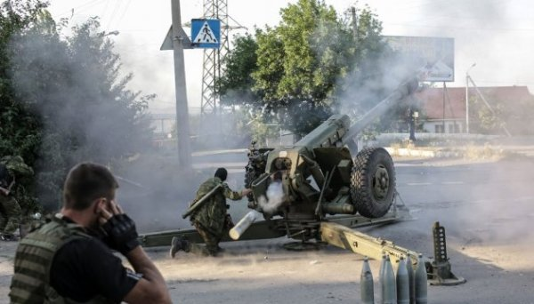 Militants launch 85 attacks on Ukrainian positions in last day