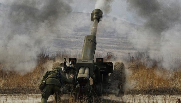 Militants launch 52 attacks on ATO troops in eastern Ukraine
