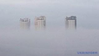 Україну накрив туман: видимість - 200-500 метрів