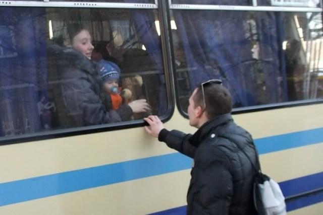 Количество переселенцев из оккупированных Крыма и Донбасса превысило 1 миллион 374 тысячи