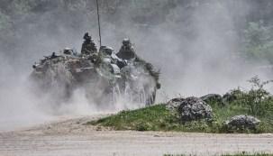 """Штаб ООС: бойовики порушують """"тишу"""" по всій лінії зіткнення"""