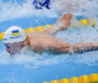 """Украинский пловец Говоров выиграл """"серебро"""" на этапе Champions Swim Series"""