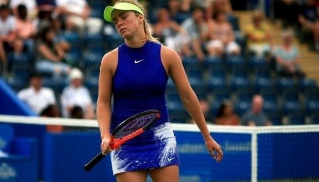 Свитолина проиграла Стивенс в полуфинале турнира WTA в Монреале