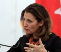 Канада продолжит сотрудничество с Украиной - Фриланд