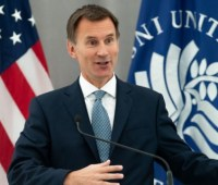 Глава МИД Британии поблагодарил Порошенко за реформы