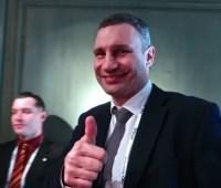 Виталий Кличко поддержит Беринчика и Митрофанова на вечере бокса в Киеве