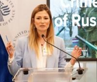 Мир должен найти формулу реального и эффективного давления на Россию – Джапарова