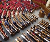 Языковой закон: Рада уже рассмотрела 60% поправок, продолжит завтра