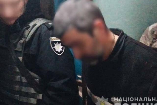 На Херсонщине задержали мужчину, который угрожал взорвать квартиру