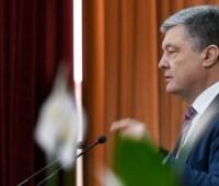 У Порошенко ответили Зеленскому: Украина - не номер в египетском отеле