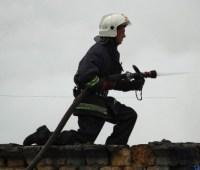 В Одессе горит больница, эвакуировали 60 человек