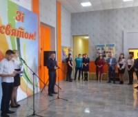 В селе Заря на Донетчине открылся новый молодежный центр