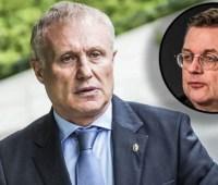 Подарок Суркиса заставил президента Немецкого футбольного союза уйти в отставку