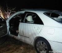 На Киевщине в автомобиле во время движения взорвалась граната, водитель погиб
