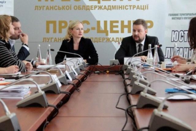 На Луганщине самый низкий уровень аграрного рейдерства - ОГА