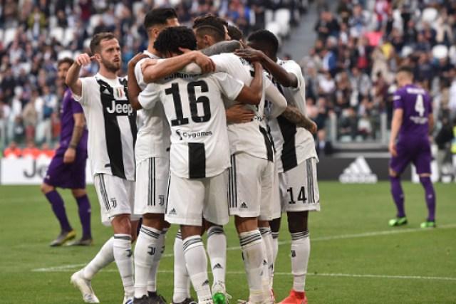 «Ювентус» стал чемпионом Италии 8-й сезон подряд