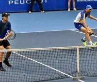 Киевлянин Молчанов виыграл парный титул теннисного турнира в Италии