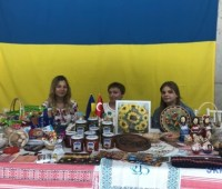 В Анкаре прошла Пасхальная ярмарка