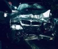 На Прикарпатье BMW-X5 насмерть сбила сотрудницу полиции, беглого водителя задержали