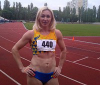 Татьяна Петлюк выиграла забеги на 400 и 800 метров на Кубке Киева