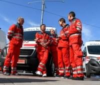 Запорожские медики получили шесть автомобилей скорой помощи