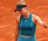 Свитолина проиграла во втором круге теннисного турнира в Риме