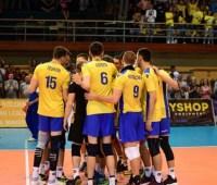 Мужская сборная победила в первом матче Золотой Евролиги